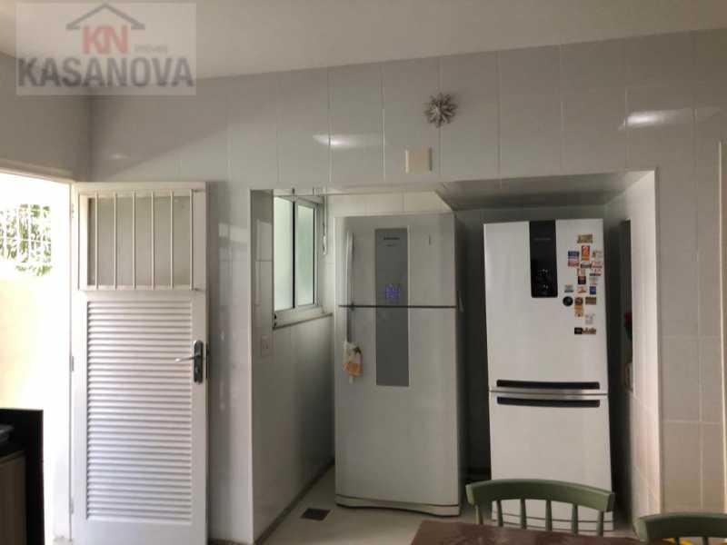 09 - Casa 4 quartos à venda Cosme Velho, Rio de Janeiro - R$ 2.800.000 - KFCA40011 - 10