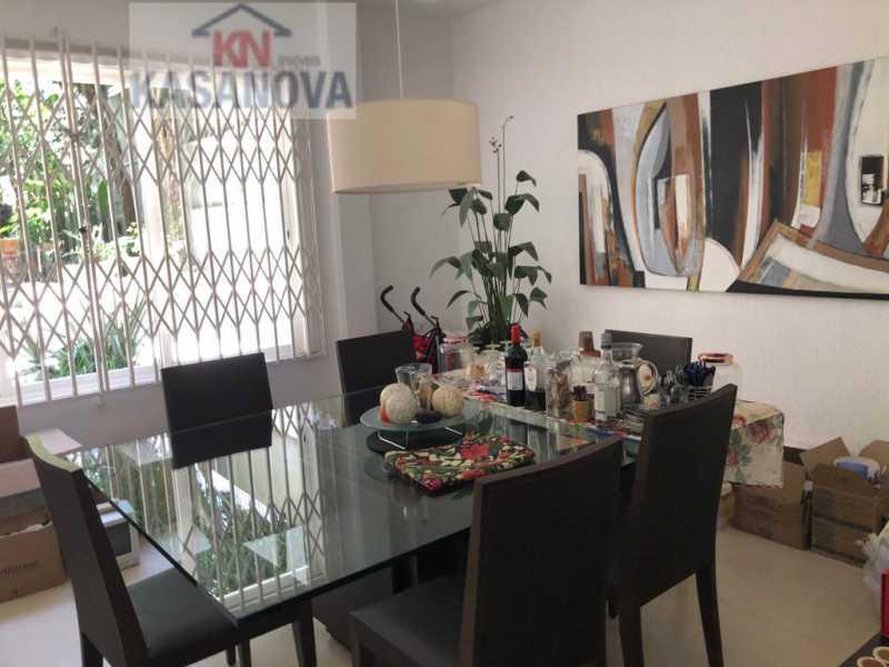 08 - Casa 4 quartos à venda Cosme Velho, Rio de Janeiro - R$ 2.800.000 - KFCA40011 - 9