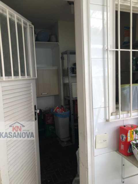 11 - Casa 4 quartos à venda Cosme Velho, Rio de Janeiro - R$ 2.800.000 - KFCA40011 - 12