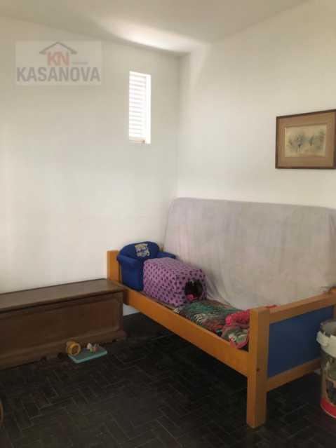 13 - Casa 4 quartos à venda Cosme Velho, Rio de Janeiro - R$ 2.800.000 - KFCA40011 - 14