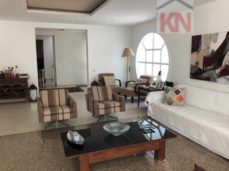 06 - Casa 4 quartos à venda Cosme Velho, Rio de Janeiro - R$ 2.800.000 - KFCA40011 - 7