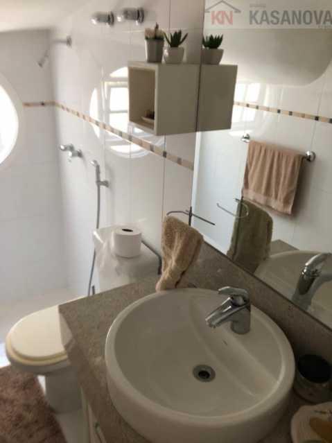19 - Casa 4 quartos à venda Cosme Velho, Rio de Janeiro - R$ 2.800.000 - KFCA40011 - 20