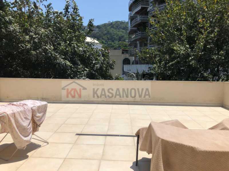 22 - Casa 4 quartos à venda Cosme Velho, Rio de Janeiro - R$ 2.800.000 - KFCA40011 - 23