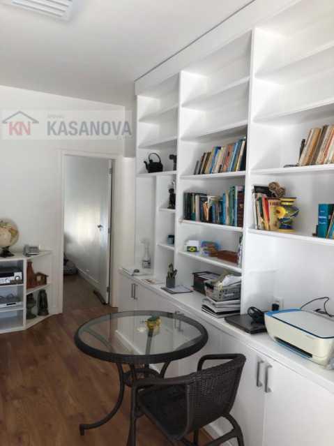 18 - Casa 4 quartos à venda Cosme Velho, Rio de Janeiro - R$ 2.800.000 - KFCA40011 - 19