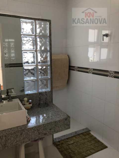 20 - Casa 4 quartos à venda Cosme Velho, Rio de Janeiro - R$ 2.800.000 - KFCA40011 - 21