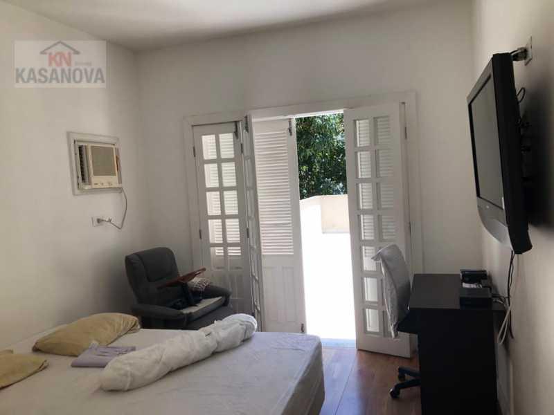 21 - Casa 4 quartos à venda Cosme Velho, Rio de Janeiro - R$ 2.800.000 - KFCA40011 - 22