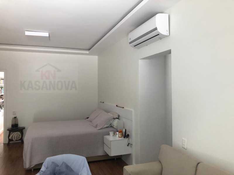 23 - Casa 4 quartos à venda Cosme Velho, Rio de Janeiro - R$ 2.800.000 - KFCA40011 - 24