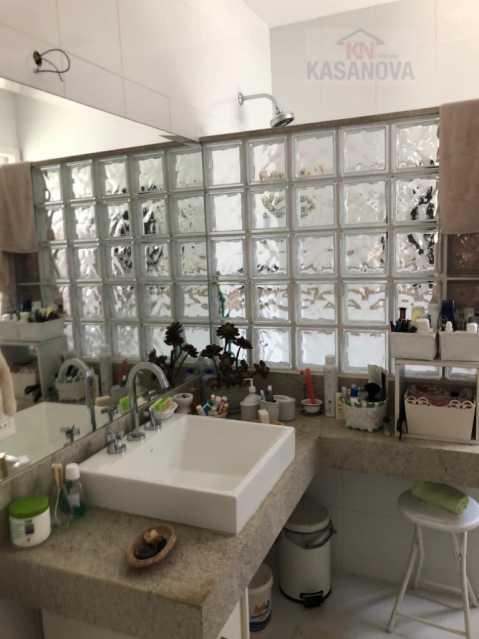 25 - Casa 4 quartos à venda Cosme Velho, Rio de Janeiro - R$ 2.800.000 - KFCA40011 - 26