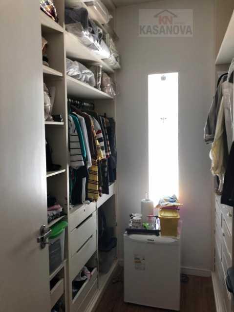 26 - Casa 4 quartos à venda Cosme Velho, Rio de Janeiro - R$ 2.800.000 - KFCA40011 - 27