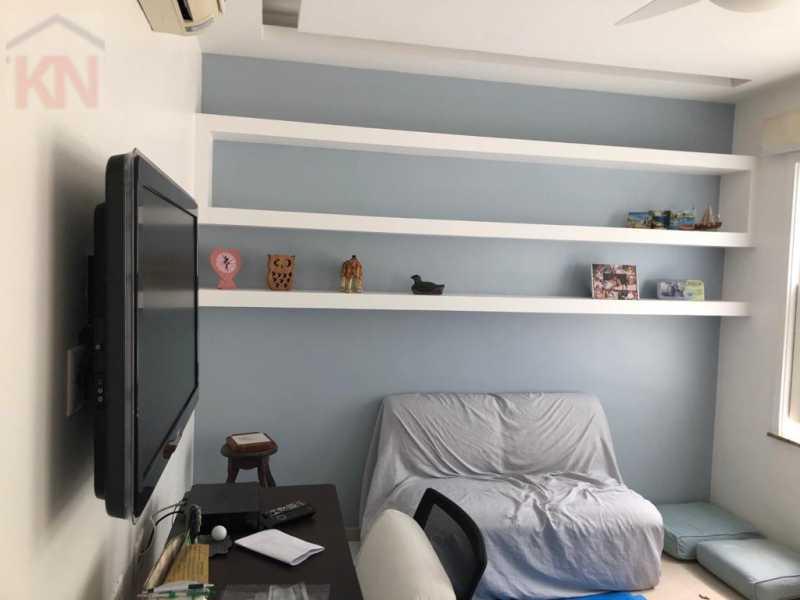 28 - Casa 4 quartos à venda Cosme Velho, Rio de Janeiro - R$ 2.800.000 - KFCA40011 - 29