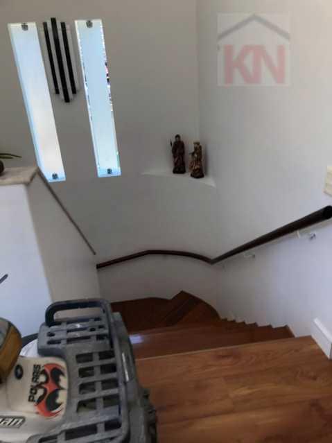 16 - Casa 4 quartos à venda Cosme Velho, Rio de Janeiro - R$ 2.800.000 - KFCA40011 - 17