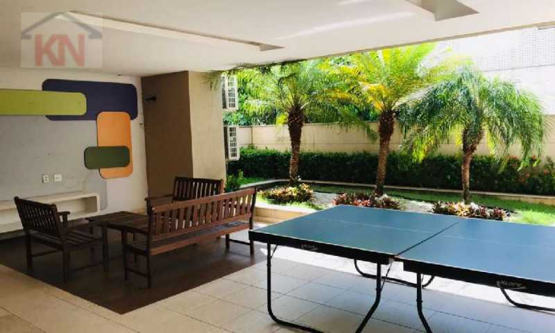 16 - Cobertura 4 quartos à venda Humaitá, Rio de Janeiro - R$ 2.500.000 - KFCO40007 - 17