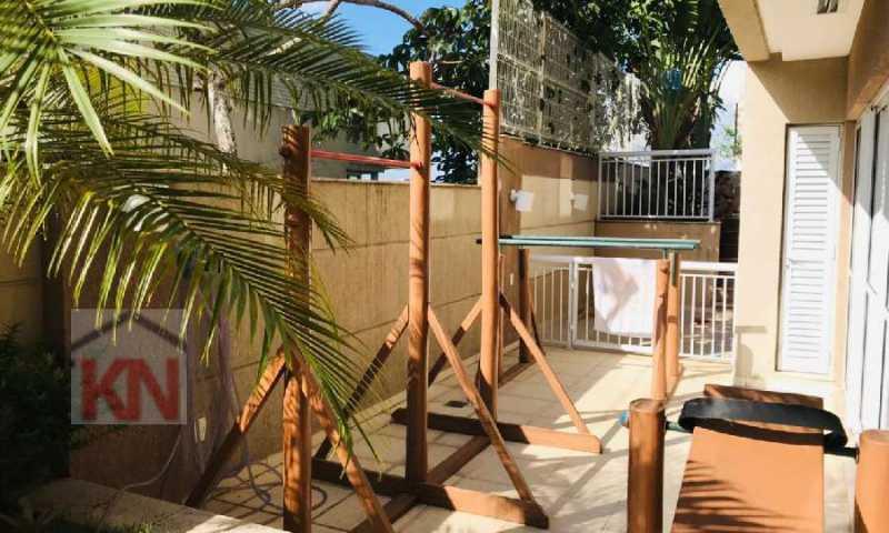 18 - Cobertura 4 quartos à venda Humaitá, Rio de Janeiro - R$ 2.500.000 - KFCO40007 - 19
