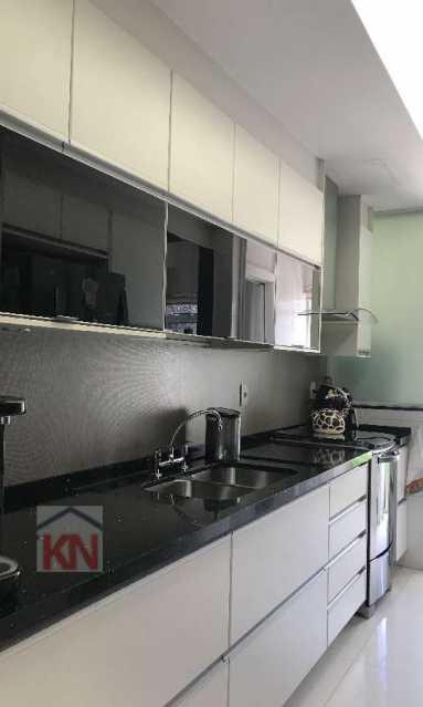 10 - Cobertura 4 quartos à venda Humaitá, Rio de Janeiro - R$ 2.500.000 - KFCO40007 - 11