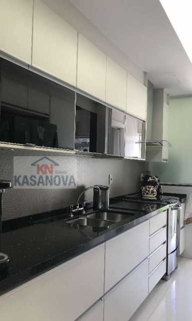 11 - Cobertura 4 quartos à venda Humaitá, Rio de Janeiro - R$ 2.500.000 - KFCO40007 - 12