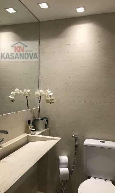 12 - Cobertura 4 quartos à venda Humaitá, Rio de Janeiro - R$ 2.500.000 - KFCO40007 - 13