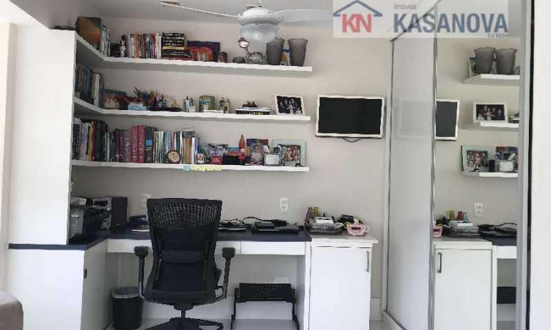 09 - Cobertura 4 quartos à venda Humaitá, Rio de Janeiro - R$ 2.500.000 - KFCO40007 - 10