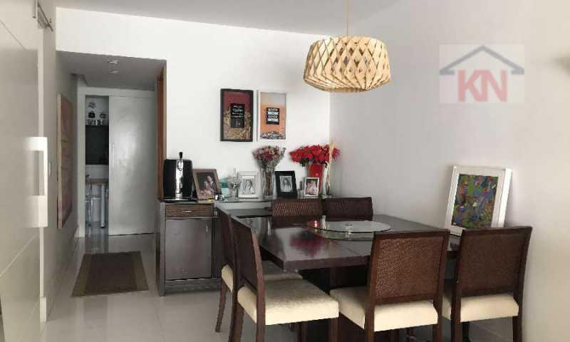 06 - Cobertura 4 quartos à venda Humaitá, Rio de Janeiro - R$ 2.500.000 - KFCO40007 - 7