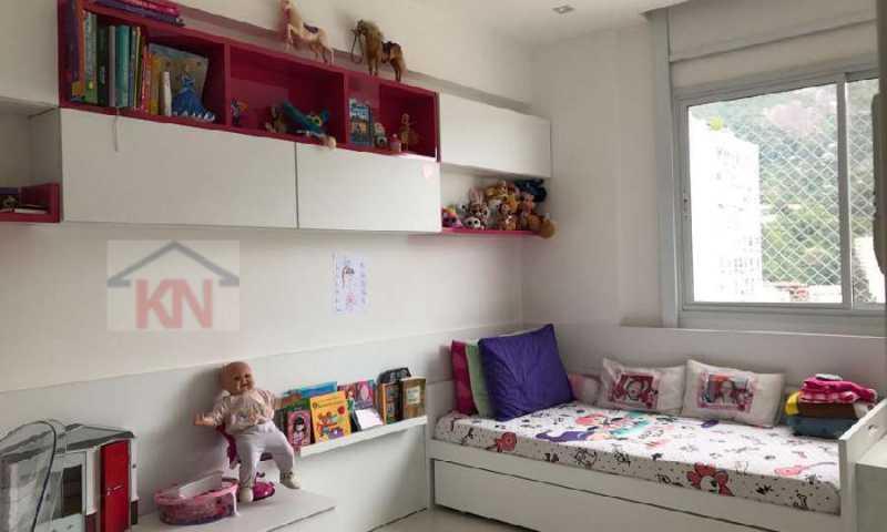 08 - Cobertura 4 quartos à venda Humaitá, Rio de Janeiro - R$ 2.500.000 - KFCO40007 - 9