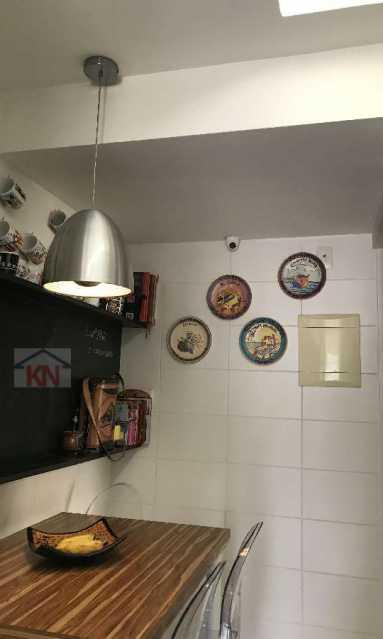 15 - Cobertura 4 quartos à venda Humaitá, Rio de Janeiro - R$ 2.500.000 - KFCO40007 - 16