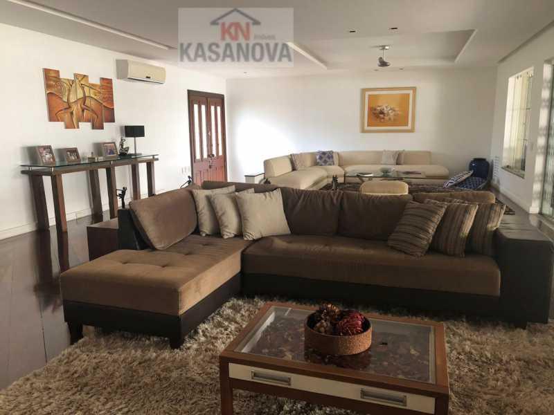 03 - Casa 6 quartos à venda Cosme Velho, Rio de Janeiro - R$ 4.900.000 - KFCA60005 - 4