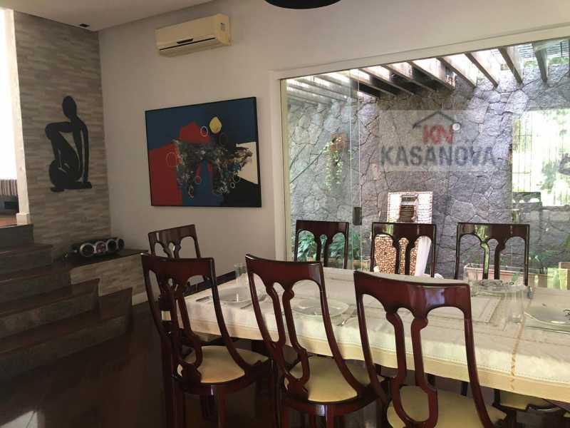04 - Casa 6 quartos à venda Cosme Velho, Rio de Janeiro - R$ 4.900.000 - KFCA60005 - 5