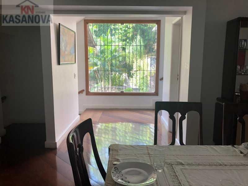 10 - Casa 6 quartos à venda Cosme Velho, Rio de Janeiro - R$ 4.900.000 - KFCA60005 - 11