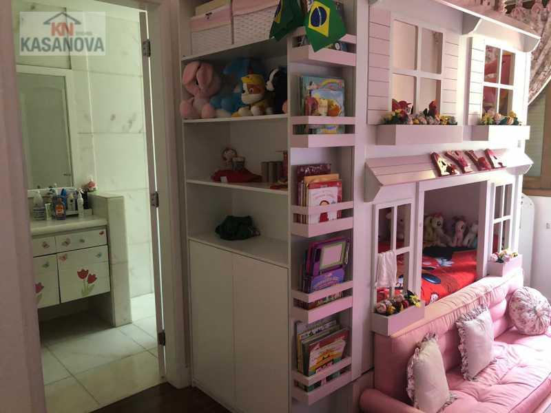 17 - Casa 6 quartos à venda Cosme Velho, Rio de Janeiro - R$ 4.900.000 - KFCA60005 - 18