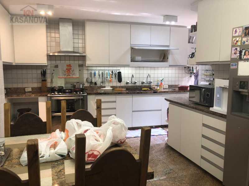 28 - Casa 6 quartos à venda Cosme Velho, Rio de Janeiro - R$ 4.900.000 - KFCA60005 - 30