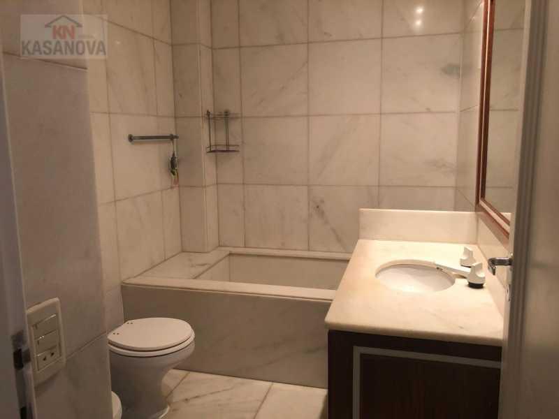 18 - Casa 6 quartos à venda Cosme Velho, Rio de Janeiro - R$ 4.900.000 - KFCA60005 - 19