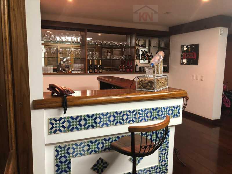 12 - Casa 6 quartos à venda Cosme Velho, Rio de Janeiro - R$ 4.900.000 - KFCA60005 - 13