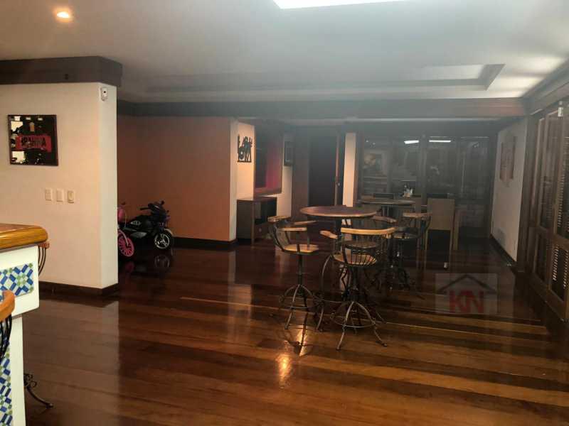 01 - Casa 6 quartos à venda Cosme Velho, Rio de Janeiro - R$ 4.900.000 - KFCA60005 - 1