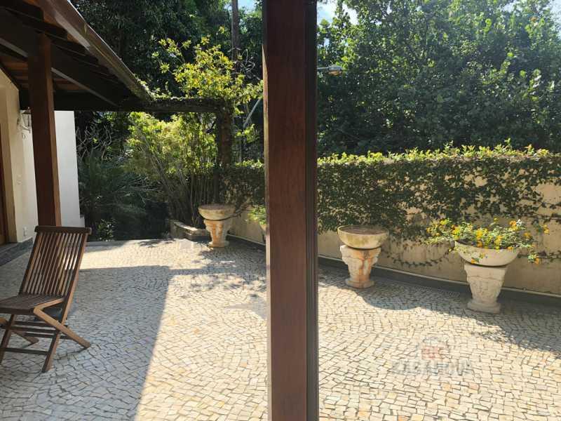 21 - Casa 6 quartos à venda Cosme Velho, Rio de Janeiro - R$ 4.900.000 - KFCA60005 - 22