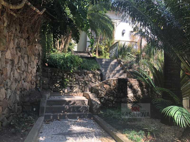 24 - Casa 6 quartos à venda Cosme Velho, Rio de Janeiro - R$ 4.900.000 - KFCA60005 - 26