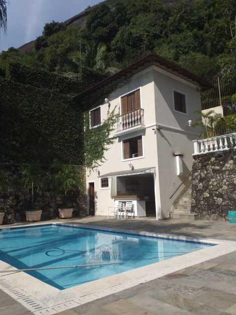20 - Casa 6 quartos à venda Cosme Velho, Rio de Janeiro - R$ 4.900.000 - KFCA60005 - 21