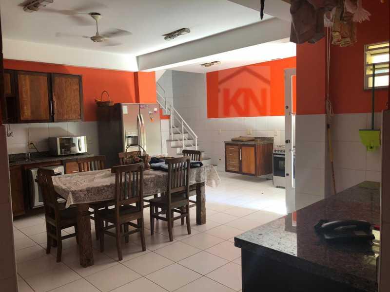 15 - Casa 6 quartos à venda Cosme Velho, Rio de Janeiro - R$ 4.900.000 - KFCA60005 - 16