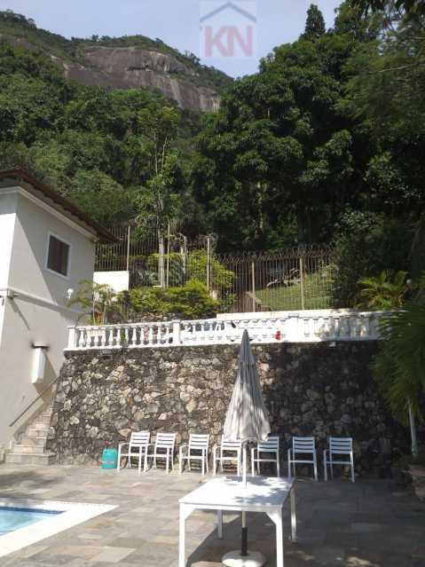 23 - Casa 6 quartos à venda Cosme Velho, Rio de Janeiro - R$ 4.900.000 - KFCA60005 - 25