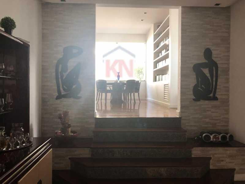 16 - Casa 6 quartos à venda Cosme Velho, Rio de Janeiro - R$ 4.900.000 - KFCA60005 - 17