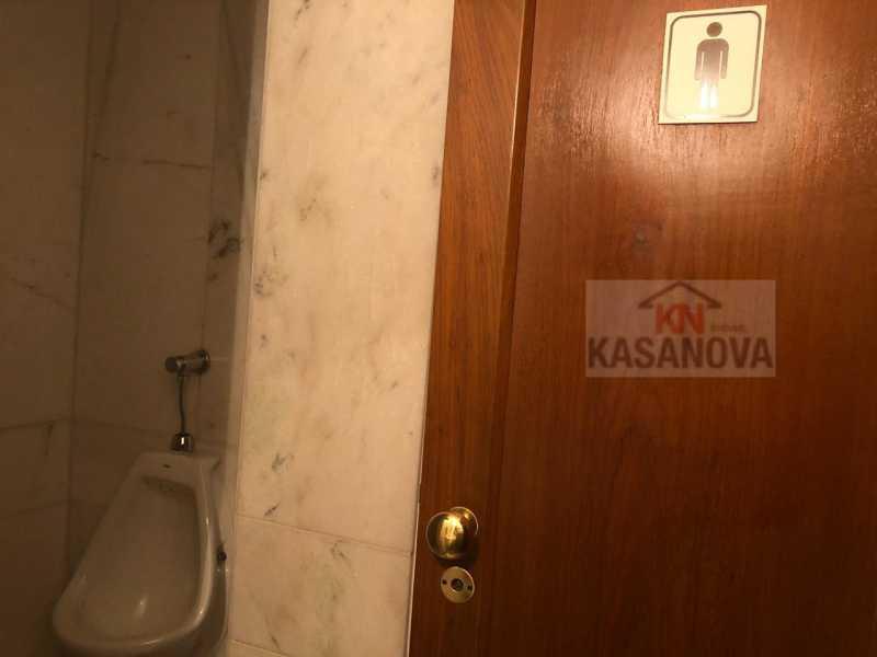 26 - Casa 6 quartos à venda Cosme Velho, Rio de Janeiro - R$ 4.900.000 - KFCA60005 - 28