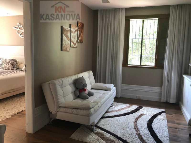 08 - Casa 6 quartos à venda Cosme Velho, Rio de Janeiro - R$ 4.900.000 - KFCA60005 - 9
