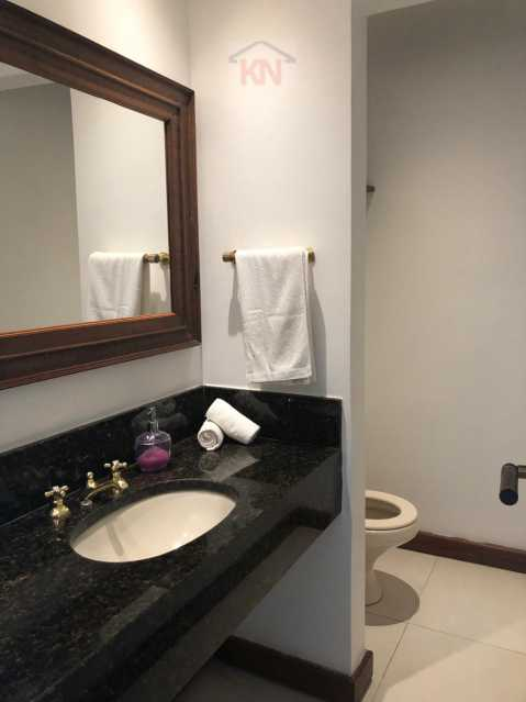 27 - Casa 6 quartos à venda Cosme Velho, Rio de Janeiro - R$ 4.900.000 - KFCA60005 - 29