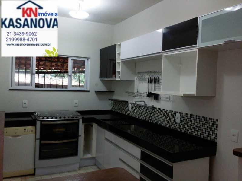 18 - Casa 4 quartos à venda Itaipava, Petrópolis - R$ 820.000 - KFCA40012 - 19