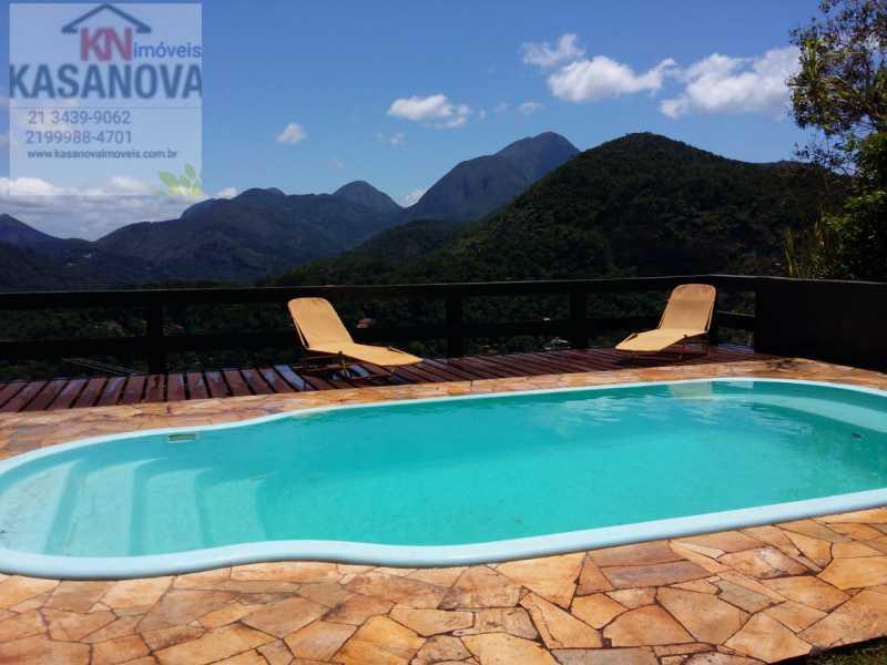 09 - Casa 4 quartos à venda Itaipava, Petrópolis - R$ 820.000 - KFCA40012 - 10