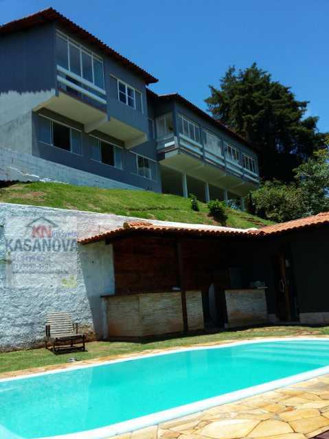 01 - Casa 4 quartos à venda Itaipava, Petrópolis - R$ 820.000 - KFCA40012 - 1