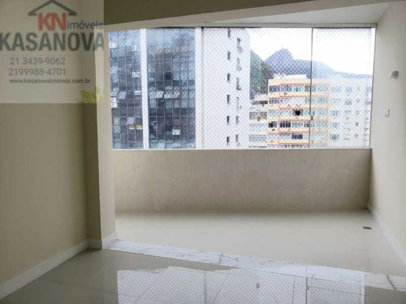 01 - Apartamento 3 quartos à venda Copacabana, Rio de Janeiro - R$ 1.600.000 - KFAP30209 - 1
