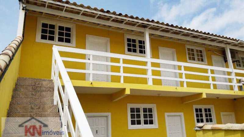 02 - Casa 10 quartos à venda Miguel Couto, Cabo Frio - R$ 1.500.000 - KFCA100001 - 3
