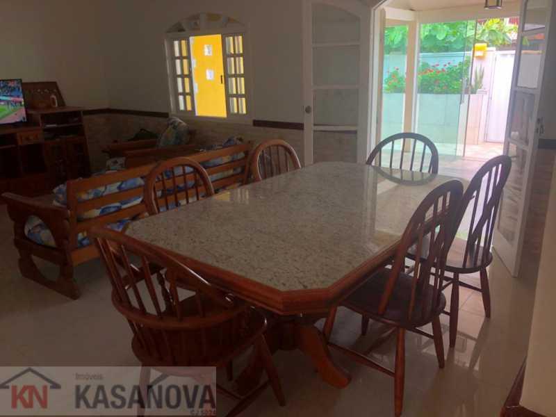 17 - Casa 10 quartos à venda Miguel Couto, Cabo Frio - R$ 1.500.000 - KFCA100001 - 18