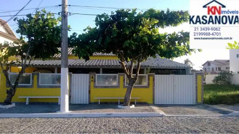 01 - Casa 10 quartos à venda Miguel Couto, Cabo Frio - R$ 1.500.000 - KFCA100001 - 1