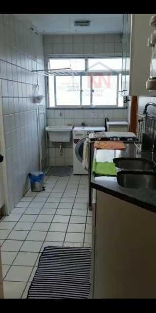 08 - Apartamento 3 quartos à venda Copacabana, Rio de Janeiro - R$ 1.250.000 - KFAP30212 - 9