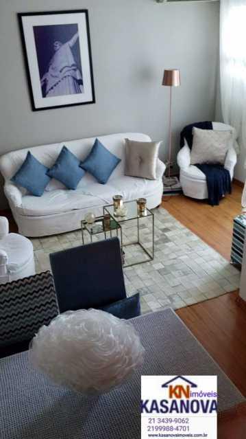 01 - Apartamento 3 quartos à venda Copacabana, Rio de Janeiro - R$ 1.250.000 - KFAP30212 - 1